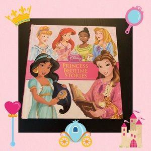 Disney Princess Bedtime Stories Hardcover Book
